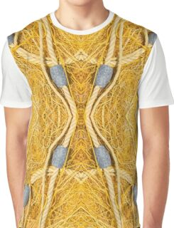 Fishing Net and Floats Graphic T-Shirt