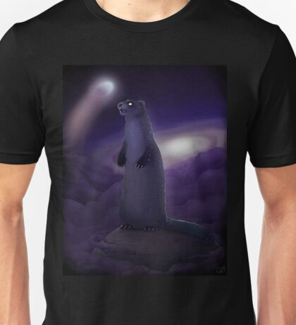 Space Ferret Unisex T-Shirt