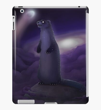 Space Ferret iPad Case/Skin