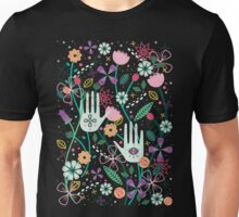 Botanical Hands  Unisex T-Shirt