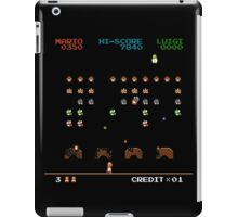 Mario Invaders iPad Case/Skin