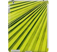 Green Palm Frond iPad Case/Skin