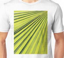 Green Palm Frond Unisex T-Shirt