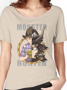 Hunter's Life (Charles Custom) Women's Relaxed Fit T-Shirt