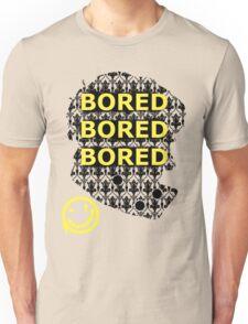 Sherlock BORED Unisex T-Shirt