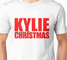 Kylie: Every Day's Like Christmas Unisex T-Shirt