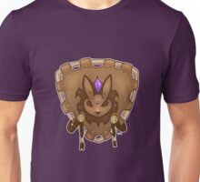 Rabbit Riders Crest (no words) Unisex T-Shirt