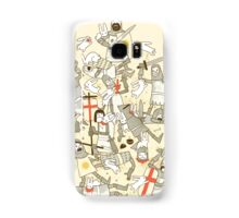 Bad Tempered Rodents Samsung Galaxy Case/Skin