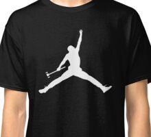 Croquet Jump Man (white) Classic T-Shirt