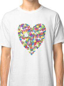 New Town #2 (Colour/Heart) Classic T-Shirt