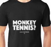 Alan Partridge - Monkey Tennis Unisex T-Shirt
