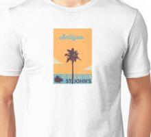 Antigua. Unisex T-Shirt