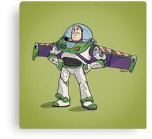 Toy Story :: Buzz Lightyear Canvas Print