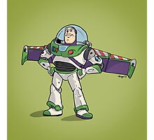 Toy Story :: Buzz Lightyear Photographic Print