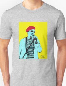 Captain Sensible Unisex T-Shirt