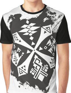 Guild Hunters Logo Splat Graphic T-Shirt