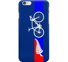 Bike Stripes New Zealand iPhone Case/Skin