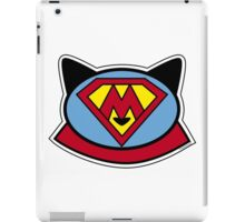 Super Meow iPad Case/Skin