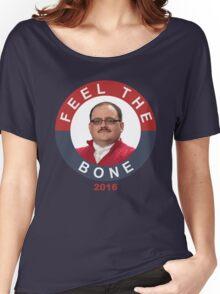 Ken Bone: Feel The Bone Women's Relaxed Fit T-Shirt