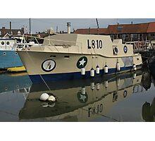 L8-10, Woodbridge Quay Photographic Print