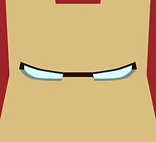 Iron man i love your eyes by Paumakemake