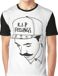 R.I.P. Feelings Graphic T-Shirt