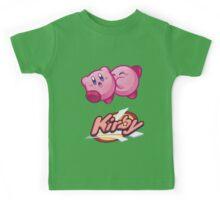Kirby Kids Tee