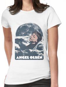 Angel Olsen Womens Fitted T-Shirt
