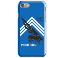 VF-143 Pukin Dogs Sans Reproache           iPhone Case/Skin