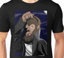 Greaser Wolfman Unisex T-Shirt