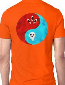 soul eater- yin yang version 2 Unisex T-Shirt
