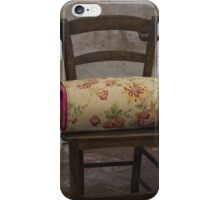 old chair iPhone Case/Skin