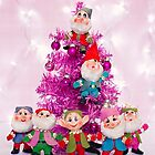 Ho, ho, ho from the seven dwarfs! by Zoe Power