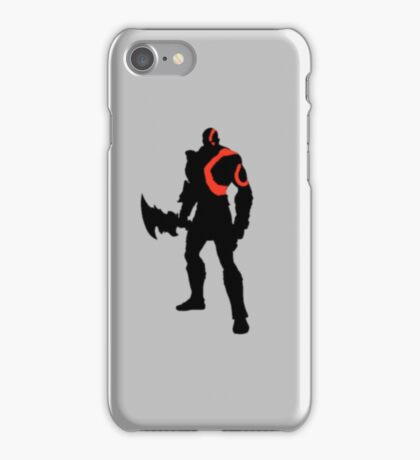 Kratos - The God of War iPhone Case/Skin
