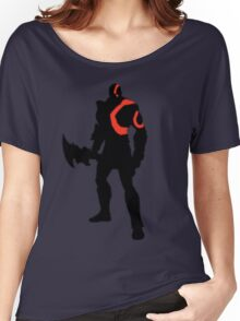 Kratos - The God of War Women's Relaxed Fit T-Shirt