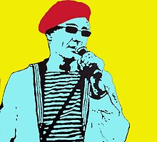Captain Sensible Atheism by DJVYEATES