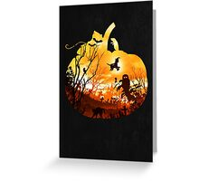 All Hallows Eve Greeting Card