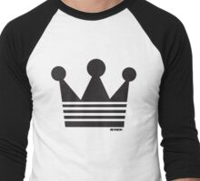 Crown-Revision Apparel™ Men's Baseball ¾ T-Shirt