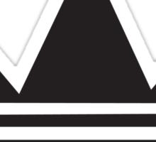 Crown-Revision Apparel™ Sticker