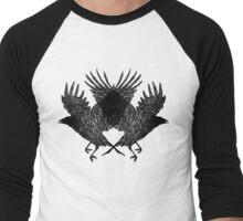 Ravens Men's Baseball ¾ T-Shirt