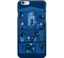 Silence in the Library iPhone Case/Skin