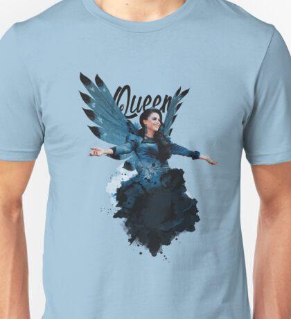 Winged Queen Unisex T-Shirt
