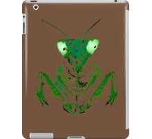 Praying Mantis iPad Case/Skin
