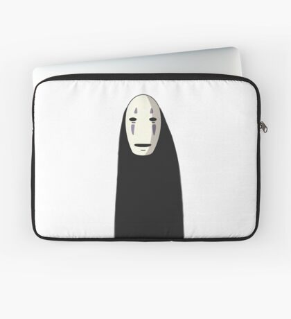 Kaonashi - No Face [Standing] Laptop Sleeve