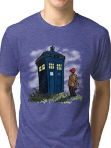 The Doctor's Wife Tri-blend T-Shirt