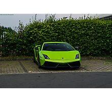 Lamborghini Gallardo LP-570 Superleggera Photographic Print
