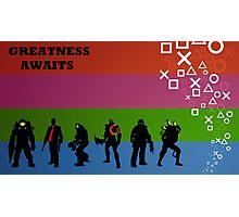 Greatness Awaits Photographic Print