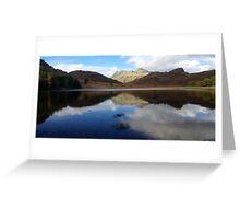 Blea Tarn Greeting Card