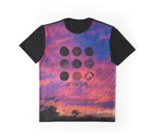 BTS - Sunset Graphic T-Shirt