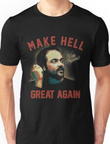 "Mark Sheppard ""Make Hell Great Again""  Unisex T-Shirt"
